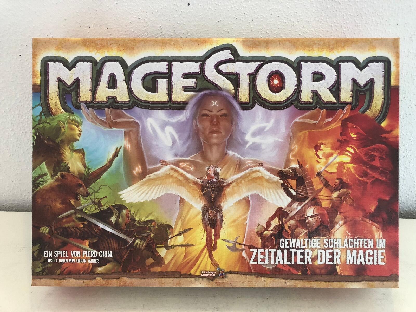 Magier sturm von nexusgames - gewaltige schlacheten im zeitalter der magie spiel