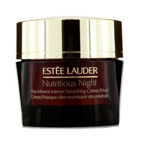 Estee Lauder Nutritious Night VitaMineral Intense Nourishing CremeMask 50ml