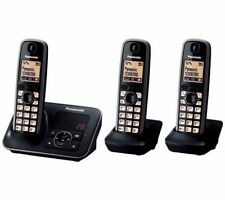 panasonic kx tg6421 kx tg6421e main cordless digital phone answering rh ebay co uk  panasonic kx tg6421e user guide