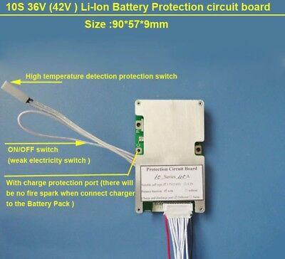 14 S 58 V 40 A BMS Li-Ion Cell batterie lirooter équilibré E-Bike UK Vendeur Royaume-Uni Stocks