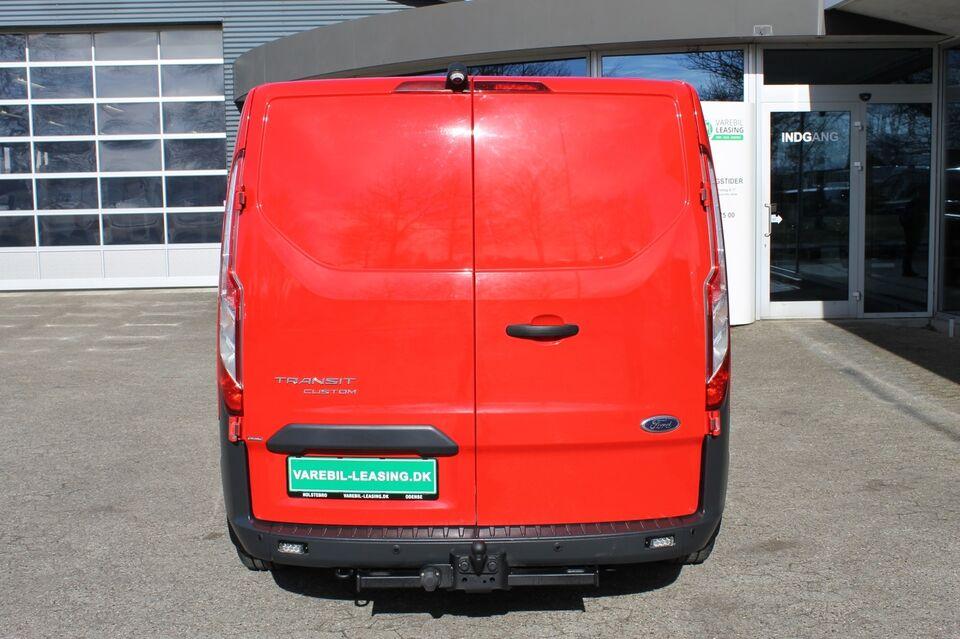Ford Transit Custom 310L 2,0 TDCi 170 Trend d Diesel modelår