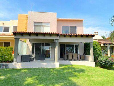 Venta de casa en Condominio, Burgos Temixco, Morelos...Clave 3452
