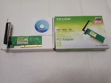 TP-LINK TL-WN350G PCI Adapter Atheros Wireless Drivers PC