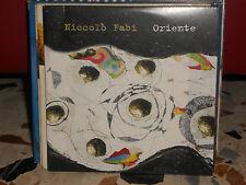 NICCOLO' FABI - ORIENTE  - cd singolo promo - 2006