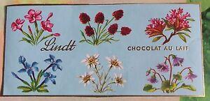 """Ancienne Chromos Découpis Lindt Chocolat au Lait 1950 - France - État : Occasion : Objet ayant été utilisé. Consulter la description du vendeur pour avoir plus de détails sur les éventuelles imperfections. Commentaires du vendeur : """"ancienne chromos lindt"""" - France"""