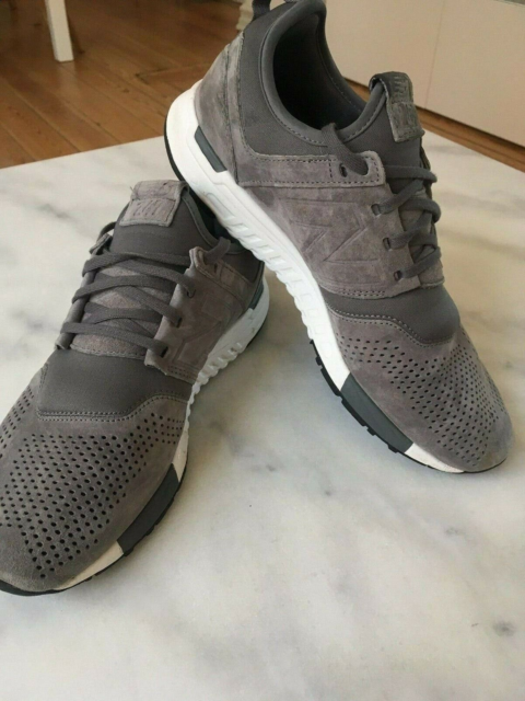 Sneakers, New Balance, str. 42,  Grey,  Næsten som ny, New…