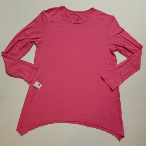 S /& T Girls long-sleeved PINK Shirt  MEDIUM LARGE XLARGE NWT **FAST SHIPPING**