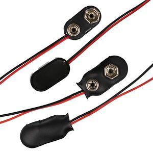 Pack-of-5-PP3-9v-Battery-Clip-Connectors