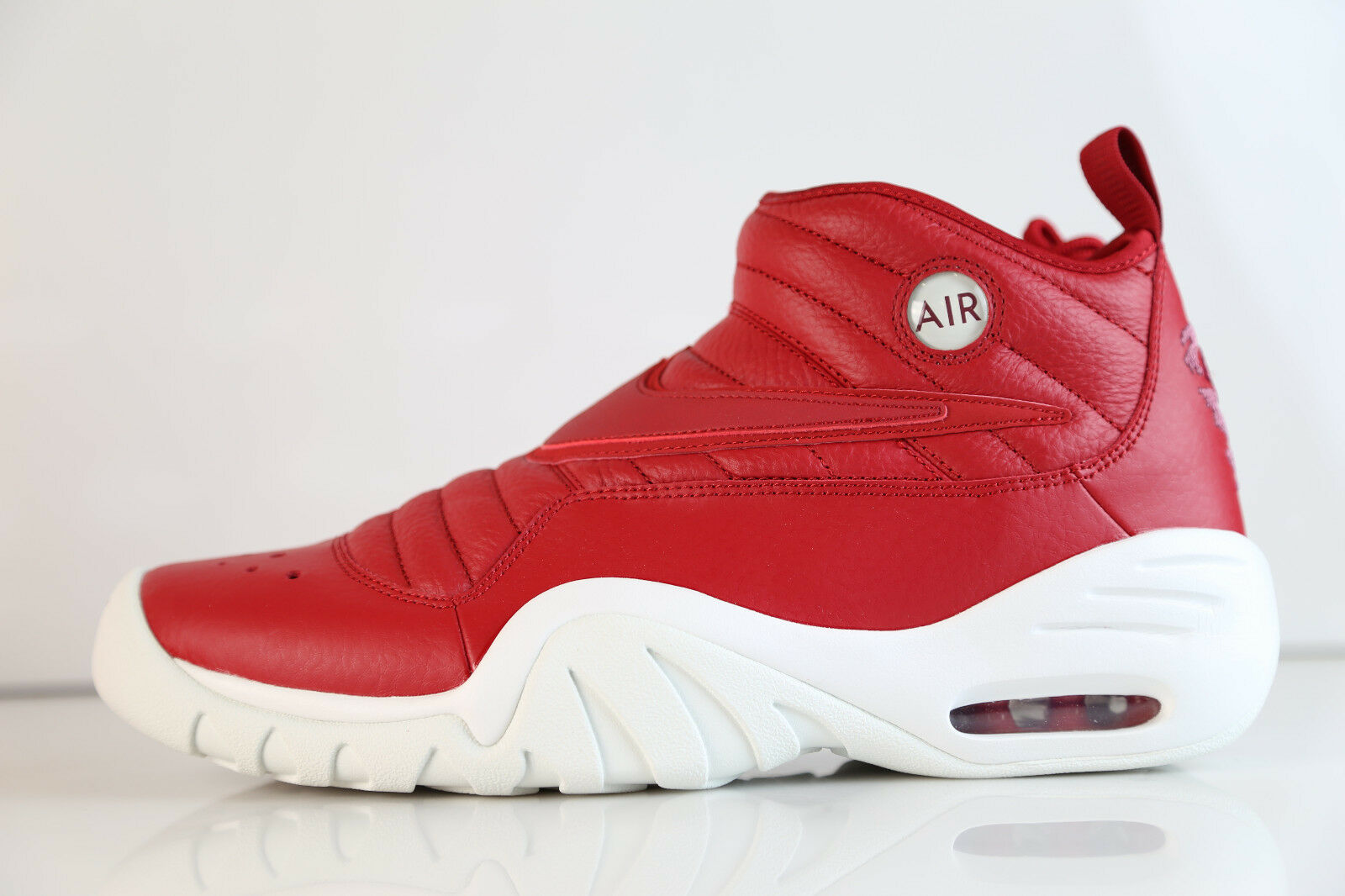 Nike Air Shake NDestrukt Gym Red Summit White 880869-600 9-13 max generation