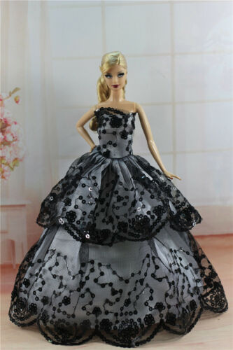 Fashion Princess Dress Wedding Clothes//Gown For 11.5in.Doll S290