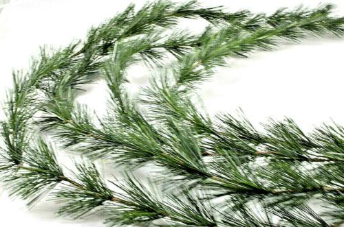 4 Stück Kieferngirlanden grün 80 cm.pro Girlande Kiefer Girlande