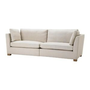 new ikea stockholm 3 5 seat sofa couch cover slipcover