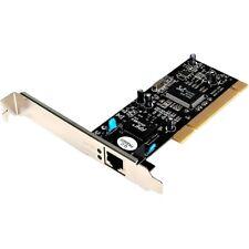 Startech Ethernet Network Adapter Card - PCI - EN, Fast EN, Gigabit EN