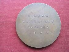 """Medaille Österreich""""Sieger Wettbewerb zu Pferd 1931""""Hersteller:H.K.Scholz"""