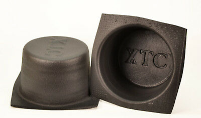 """Vehicle Electronics & Gps Xtc 10"""" Foam Speaker Baffles Vxt10 Acoustic Baffle For The 10"""" Speaker 1 Pair A Great Variety Of Goods"""