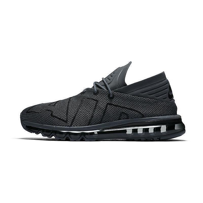 New Nike Air Max Flair Men's Running Training shoes Dark Grey Black 942236 007