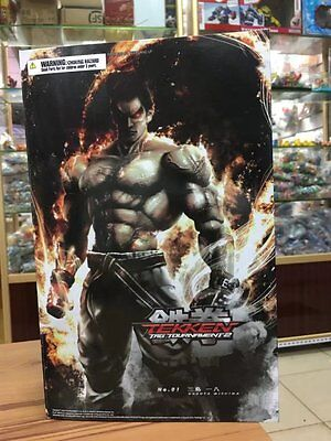 Play Arts Kai No 01 Kazuya Mishima Tekken Tag Tournament 2