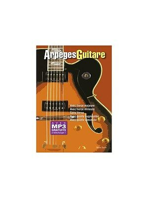 Musical Instruments & Gear Guitar Initiative Arpeges Guitare Learn To Play Christmas Present Gift Music Book Guitar