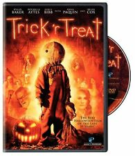 Trick 'r Treat (2009) Movie DVD Factory Sealed New Free Shipping