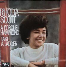 "Vinyle 33T Rhoda Scott ""Take a ladder"""