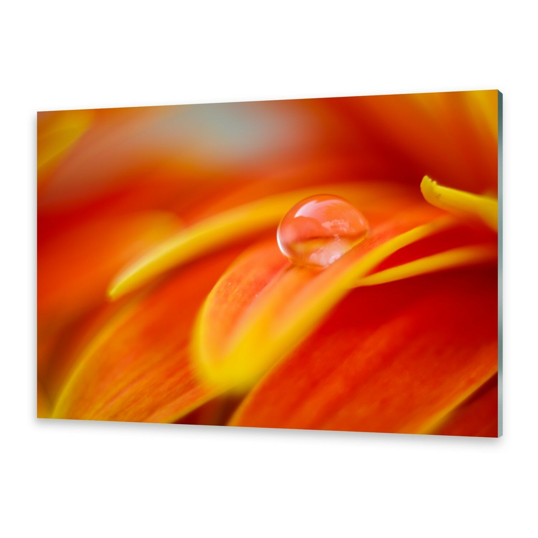 Acrylglasbilder Wandbild aus Plexiglas® Bild Wassertropfen