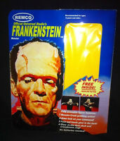 1980 Frankenstein Remco Creature From The Black Lagoon The Phatom Boxes