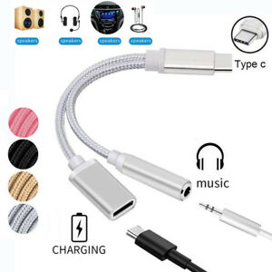 3.5mm AUX Audio Headphone Adapter