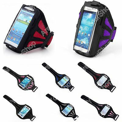 Armband Sports Running Case For iphone 5/6S/Plus Samsumg S3 S4 S5 Note 2 3 4