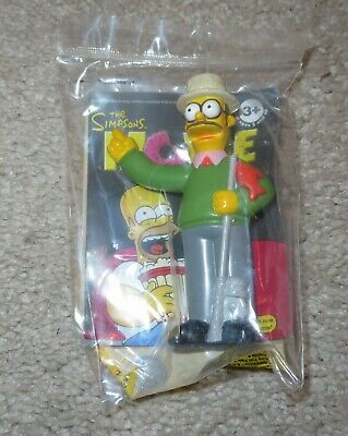 Ned Flanders The Simpsons Movie 2007 Burger King Kids Meal Toy Ebay