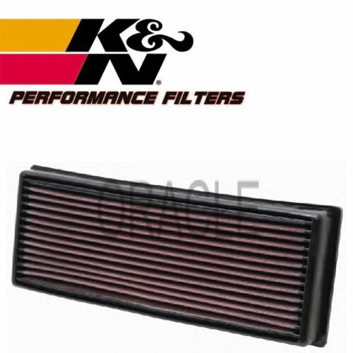 K/&N HIGH FLOW AIR FILTER 33-2001 FOR FORD ESCORT III 1.6 RS TURBO 132 HP 1984-85
