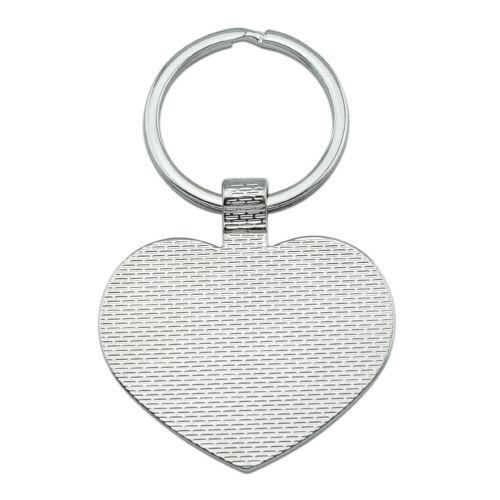 Yellow Labrador Retriever Dog Breed Heart Love Metal Keychain Key Chain Ring