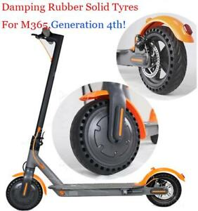 Electric Scooter Solid Tires Hollow Upgraded Tyres for