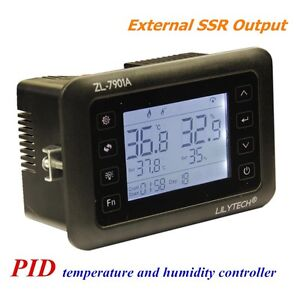 ZL-7901A,100-2<wbr/>40VAC,Humidity and temperature Controller Incubator,Indu<wbr/>strial