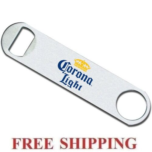 CORONA LIGHT 1 METAL BEER BOTTLE WRENCH OPENER NEW