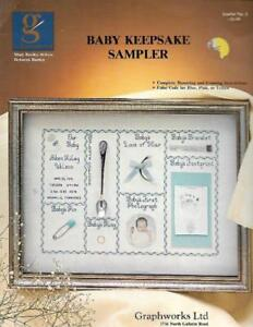 Baby-Keepsake-Sampler-Pattern-for-Counted-Cross-Stitch-Graphworks-2-1981