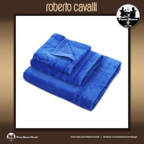 ROBERTO CAVALLI HOMEVENEZIA Set spugna viso ospite