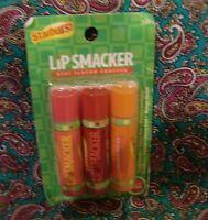 Nip Starburst Lip Smacker 309 Set Of Three Stocking Stuffer
