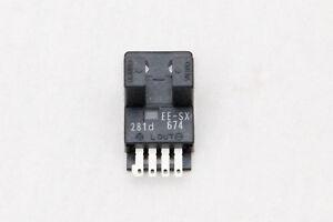 Lot-of-2-Omron-EE-SX674-Slot-Sensors