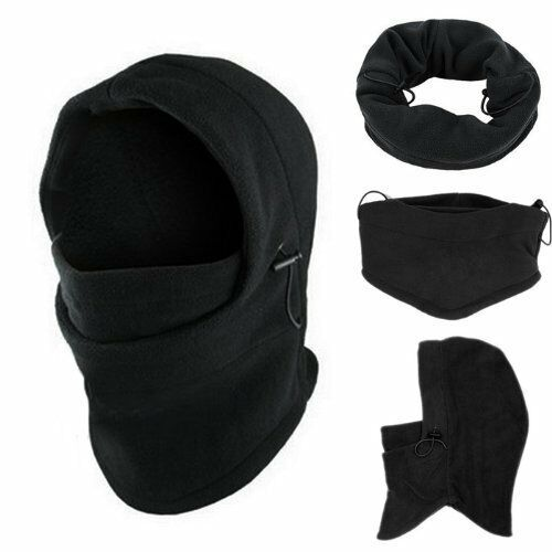 Thermal Fleece Balaclava Winter Ski Outdoor Sports Full Face Neck Mask Hat  Cap for sale online  cf86b6ad8413