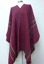 Peruvian Shaman Huayruro Poncho Cape Andean Mountain Woven Textile