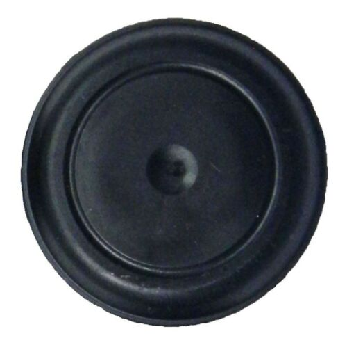 """3//4/"""" Black Rubber Plugs for Flush Mount Body Sheet Metal Hole Qty 10 0.75 Inch"""