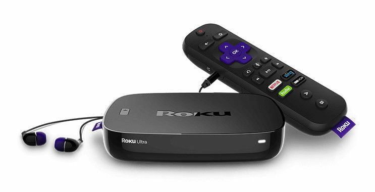 Roku Ultra Streaming Player (2017 Edition) Featured