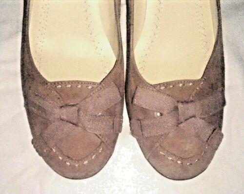 4 Bnib Clarks Shoes Size Suede qxtnCz1