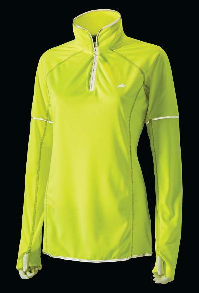 Harry Hall - Hi Viz Womens L S  Zip Top - Yellow Or Pink  factory outlets