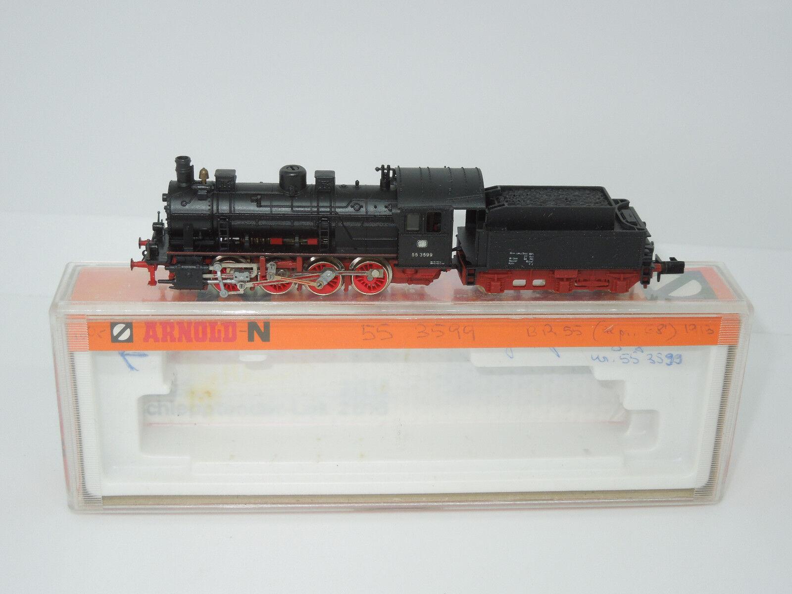 Arnold pista n 2515 máquina de vapor br 55 de la DB (2)