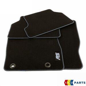 NEUF-origine-Ford-Focus-MK2-RS-Avant-Et-Arriere-Tapis-de-sol-Set-RHD-1549989