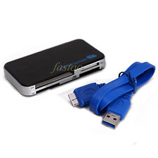 Usb3.0 all-in-1 Compact Flash Multi MEMORY CARD READER ADATTATORE CF MICROSD MS fo