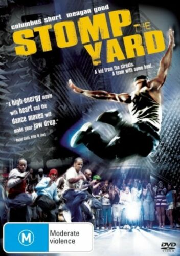 1 of 1 - Stomp The Yard (DVD, 2007)