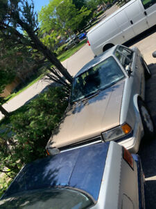 Nissan Stanza for sale 2 for 1