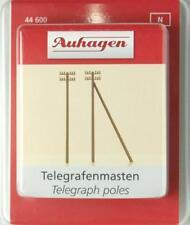 Auhagen N 44600 12 Telegrafenmasten